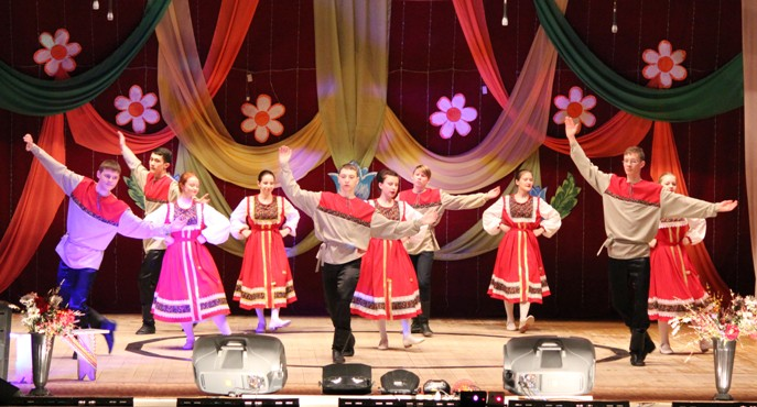 В стерлитамаке прошел конкурс хоровых коллективов