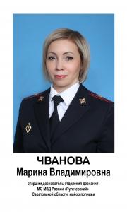 23 Чванова